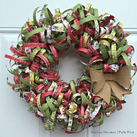 Wreath - Kristine Davidson