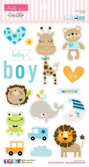 1143_BABY_BOY_CHIP ICONS