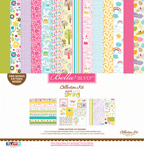1120 SPRING COLLECTION KIT