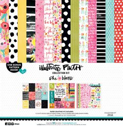1190 SHE BLOOMS COLLECTION KIT
