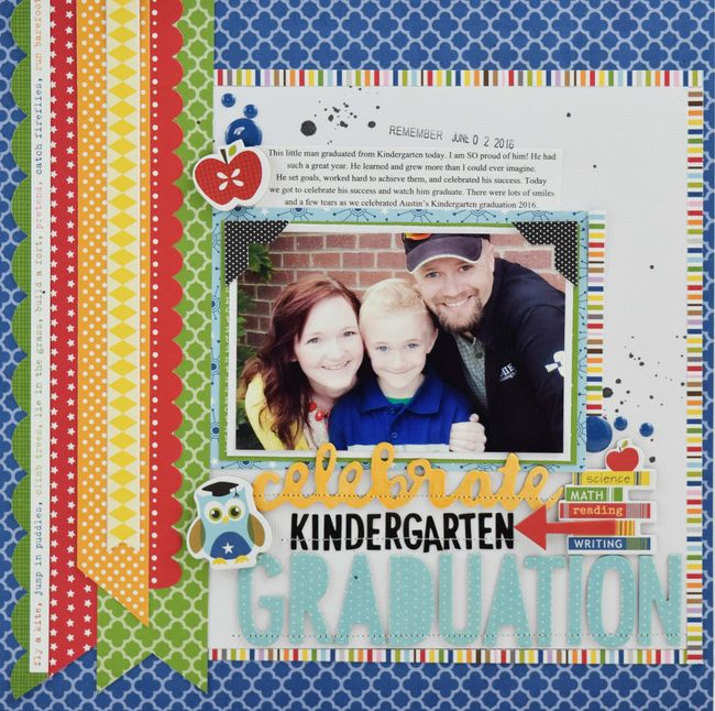 Becki Adams_Celebrate Kindergarten Graduation