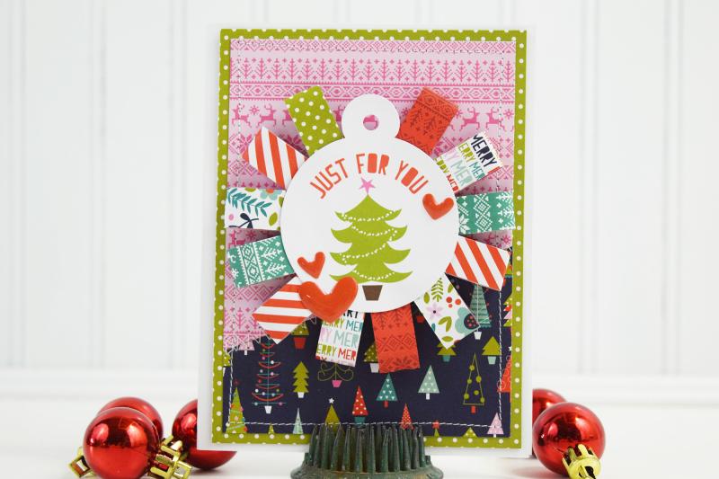 Becki Adams_Just for you Christmas Card