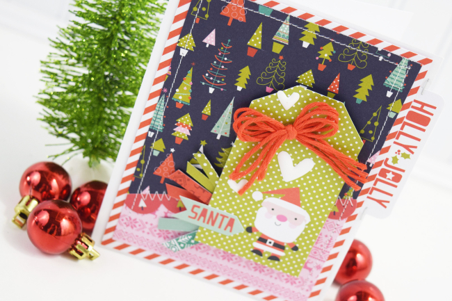Becki Adams_Santa Christmas Card_3