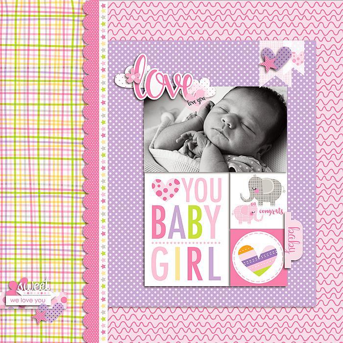 BELLA SEPT2007 K You Sweet Baby