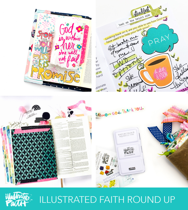 Clear Stamps XOXO Illustrated Faith