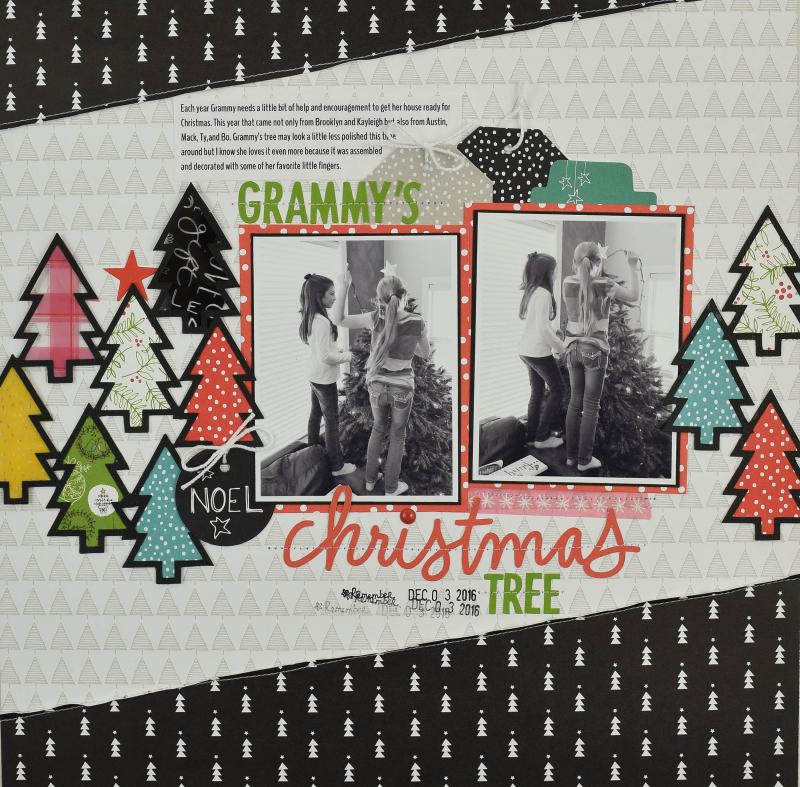 Becki Adams_Grammy's Christmas Tree