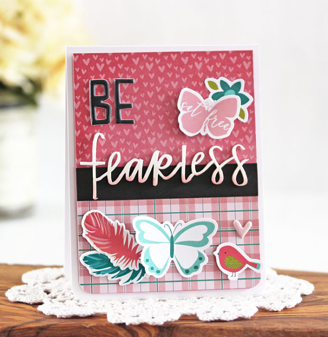 Be Fearless by Laurie Schmidlin