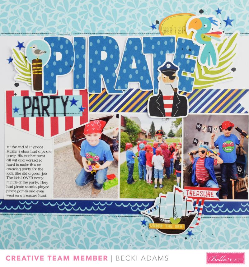 Becki Adams_Pirate Party
