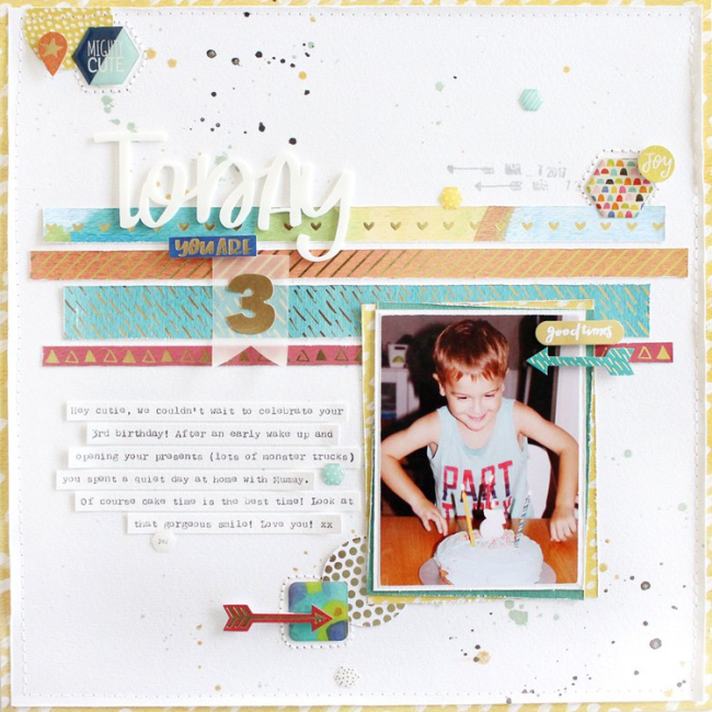 Becki Adams_Pinterest inspired image_Layout by Gail L