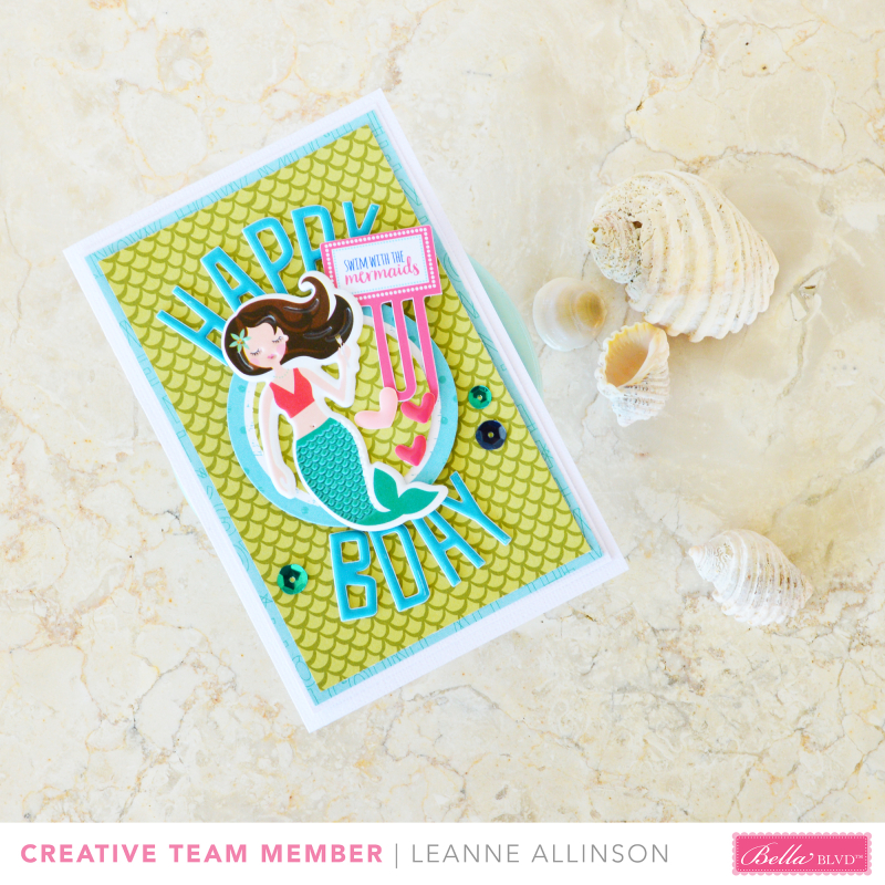 Bella Blvd_Leanne Allinson_Mermaid card_03