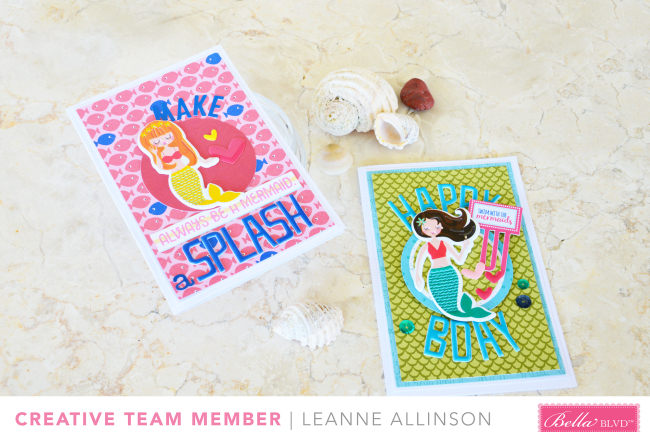 Bella Blvd_Leanne Allinson_Mermaid card_03