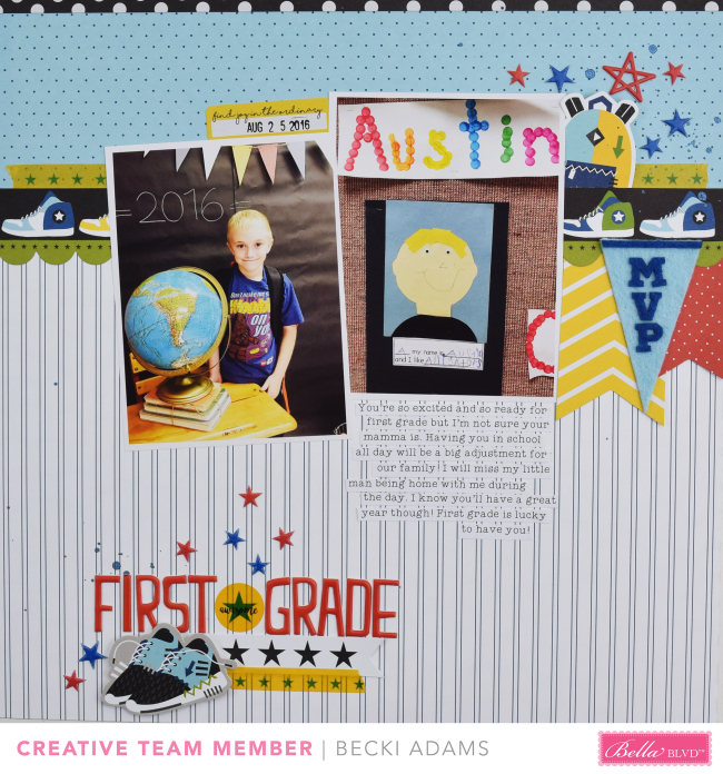 Becki Adams_first grade_blog