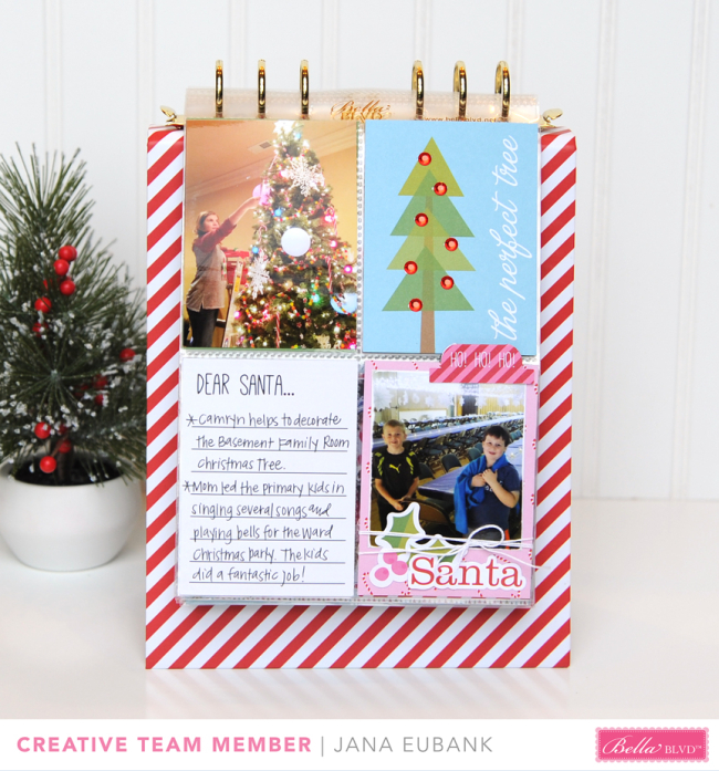 Jana Eubank Bella Blvd Santa Stops Here Album 9 bb