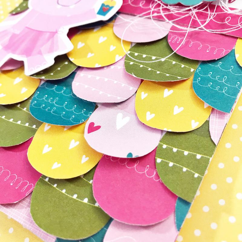 Birthday Wish card by Heather Leopard 5