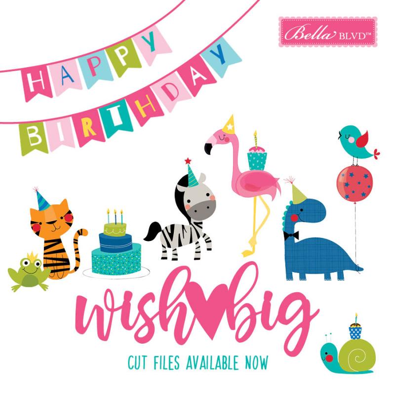 Wish Big Collection_CutFiles