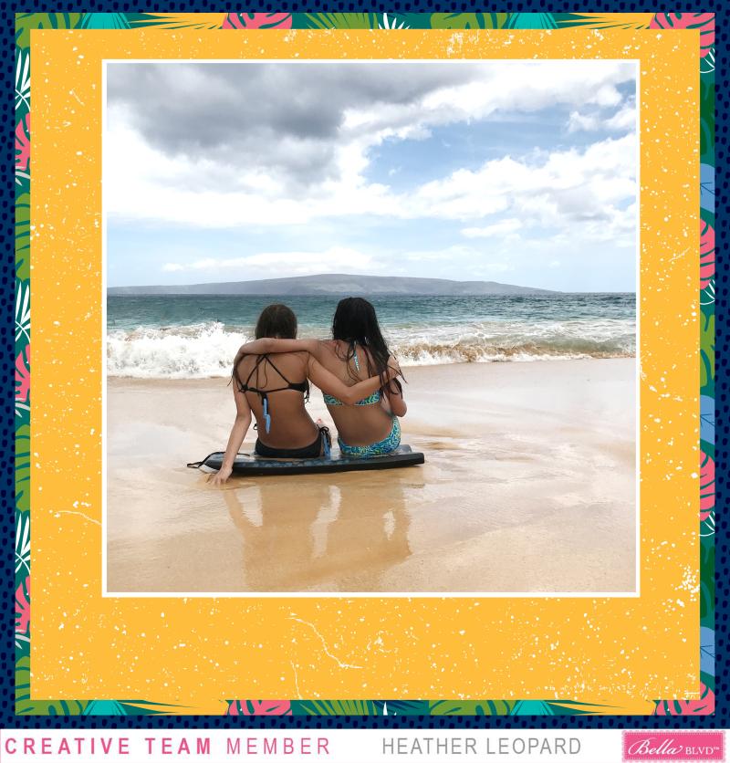 Besties Maui Time Photo HL