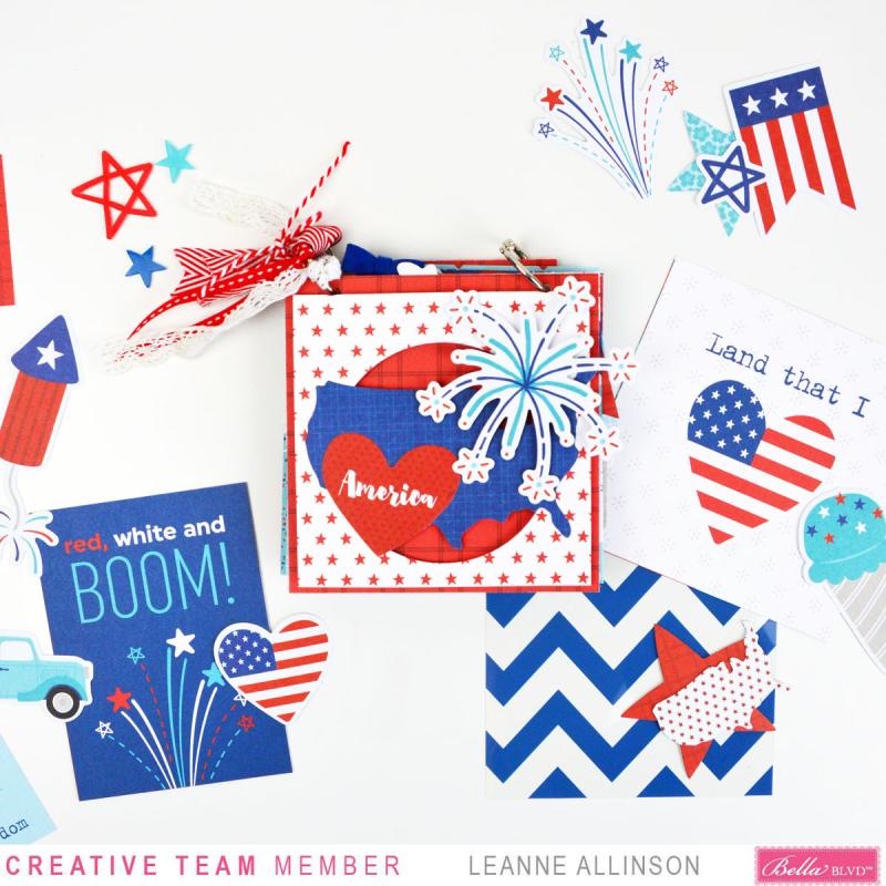 Bella Blvd_Leanne Allinson_America Mini Album_00a