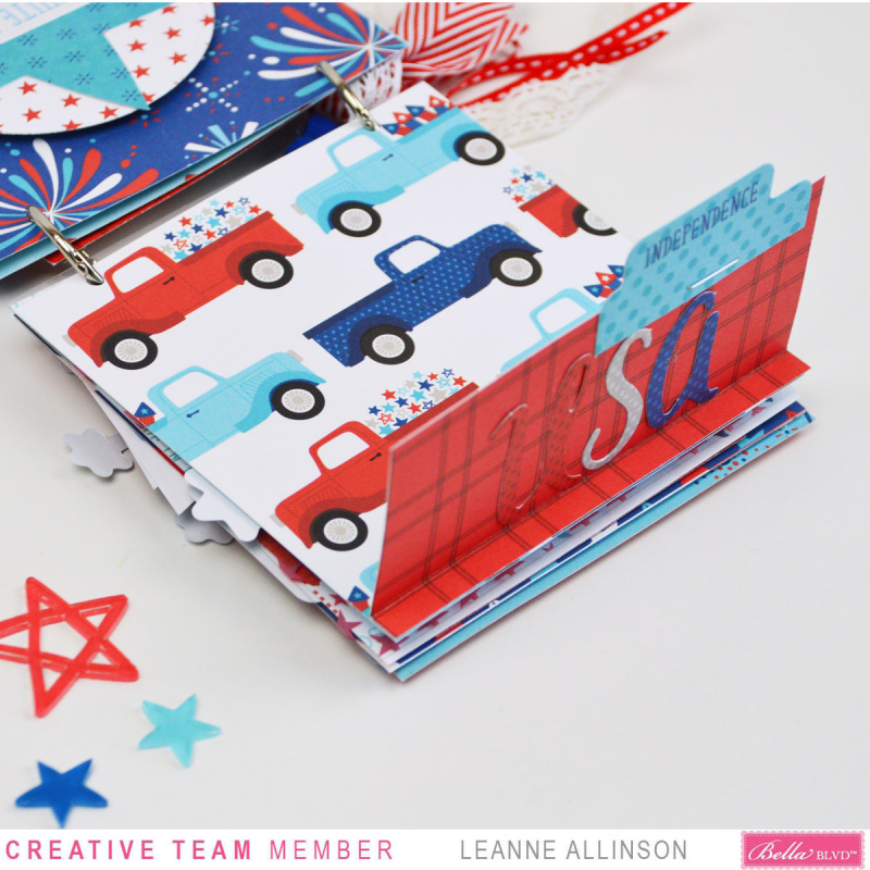 Bella Blvd_Leanne Allinson_America Mini Album_12a