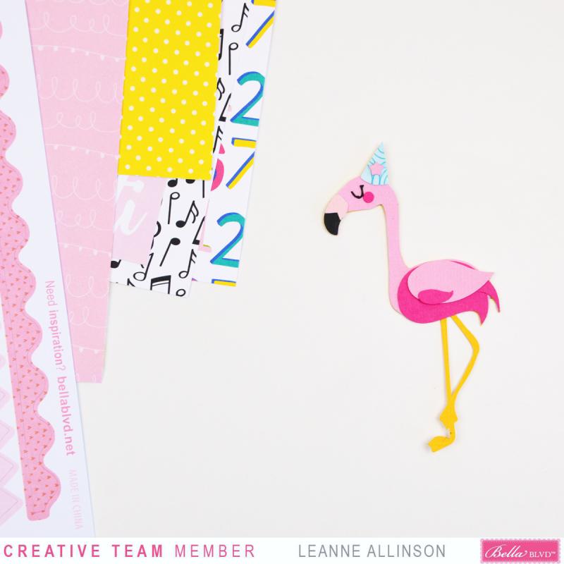 Bella Blvd_Leanne Allinson_Flamingo Cut File_01