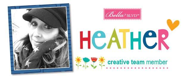 Heather Leopard Bella Blvd Creative Team