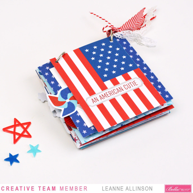 Bella Blvd_Leanne Allinson_America Mini Album_15a