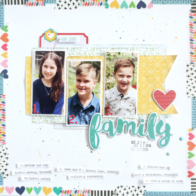 Gail Lindner Family-Layout