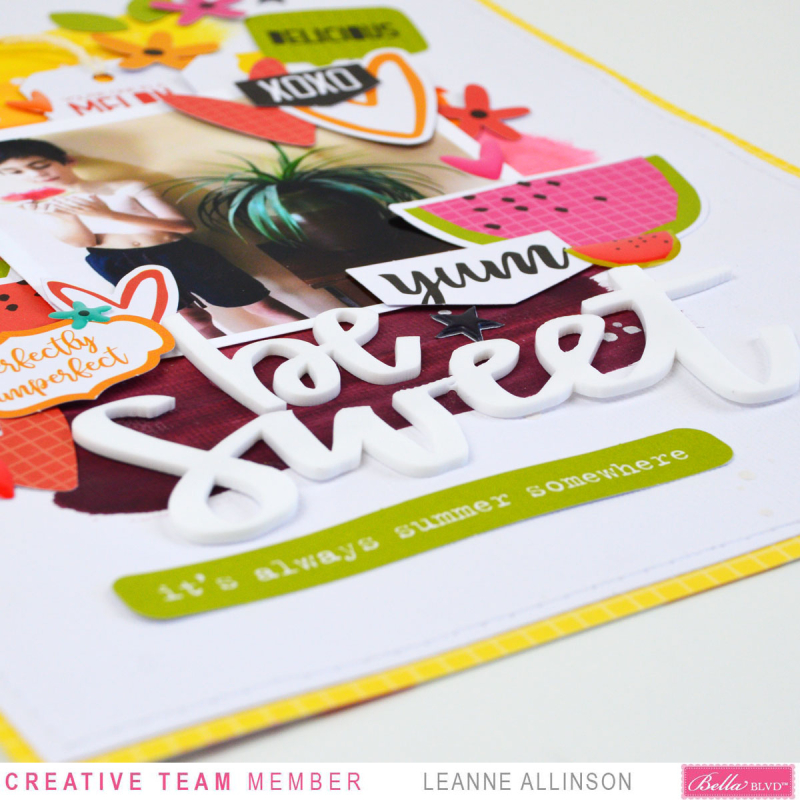 Bella Blvd_Leanne Allinson_Squeeze The Day_Acrylic Words_be sweet_03