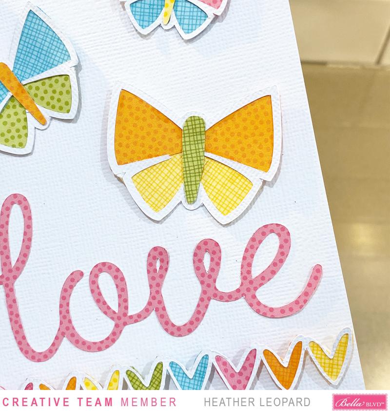 Bella Blvd Love Card2 by Heather Leopard
