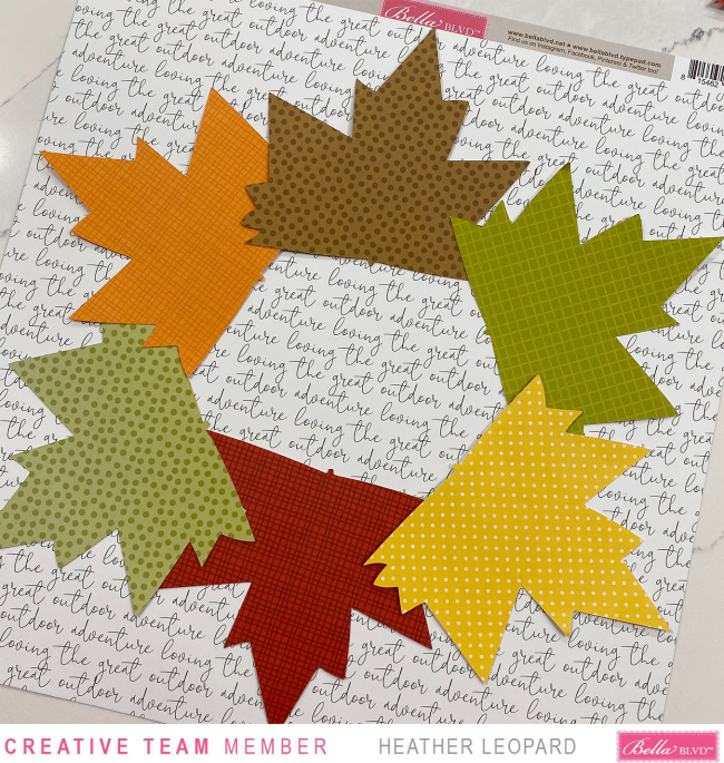 Bella Blvd Fall Leaves Heather Leopard2