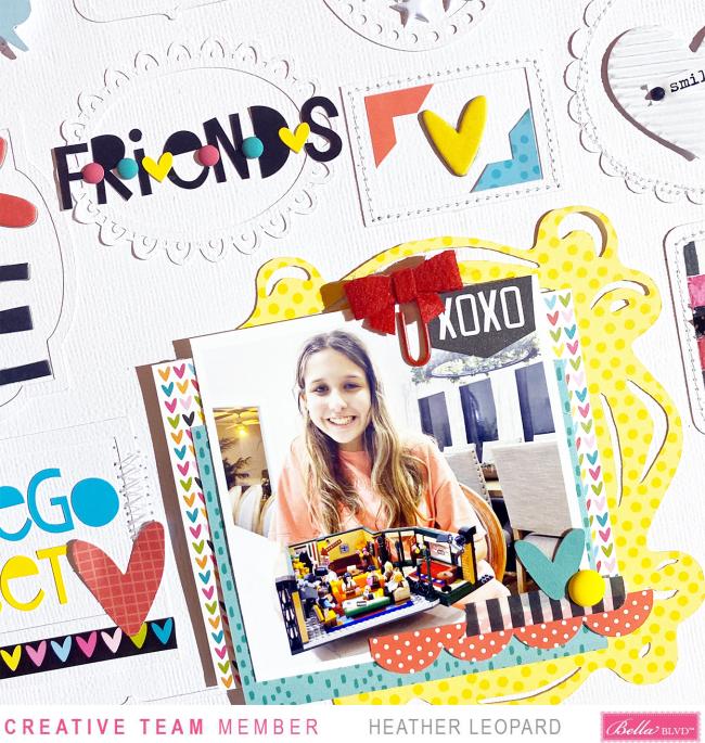 Bella Blvd _Heather Leopard _TheOneWithThe FRIENDSLegoSet_3