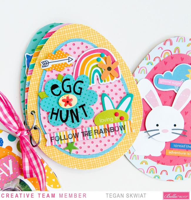 Tegan Skwiat_Egg Hunt Mini Album_Squeeze the Day1