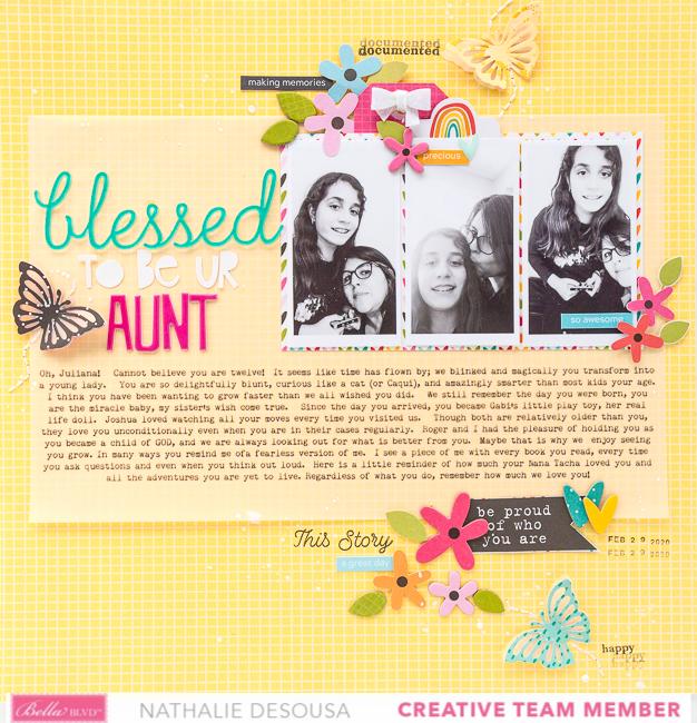 BELLA BLVD_BLESSED TO BE UR AUNT_APr'20_Nathalie DeSOusa