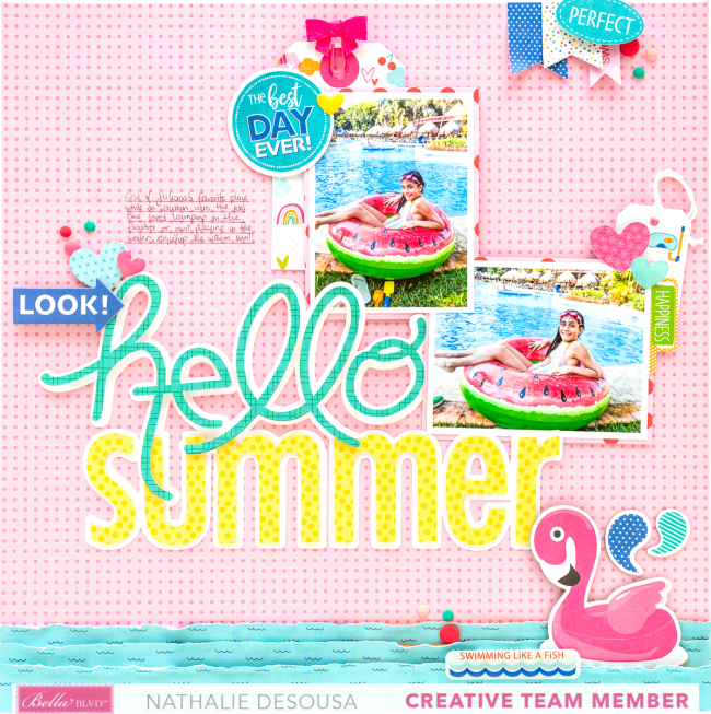 NATHALIE DESOUSA_HELLO SUMMER_Bella Blvd_ Aug'20_f