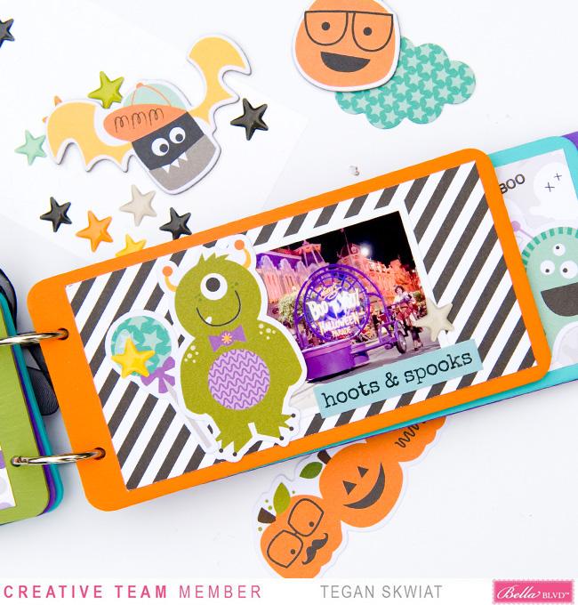 Tegan Skwiat_Monsters & Friends Mini Album7