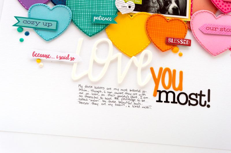 NATHALIE DESOUSA_LOVE YOU MOST!_details_BELLA BLVD-3