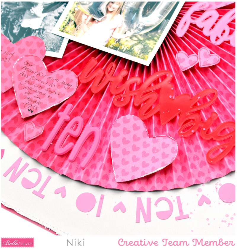 Ten Niki Rowland Bella Blvd Bella Besties Aria Florence Hearts and Ombre Rosette Detail3