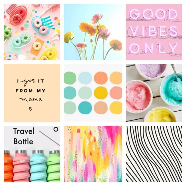 Bella BLVD_May Mood Board