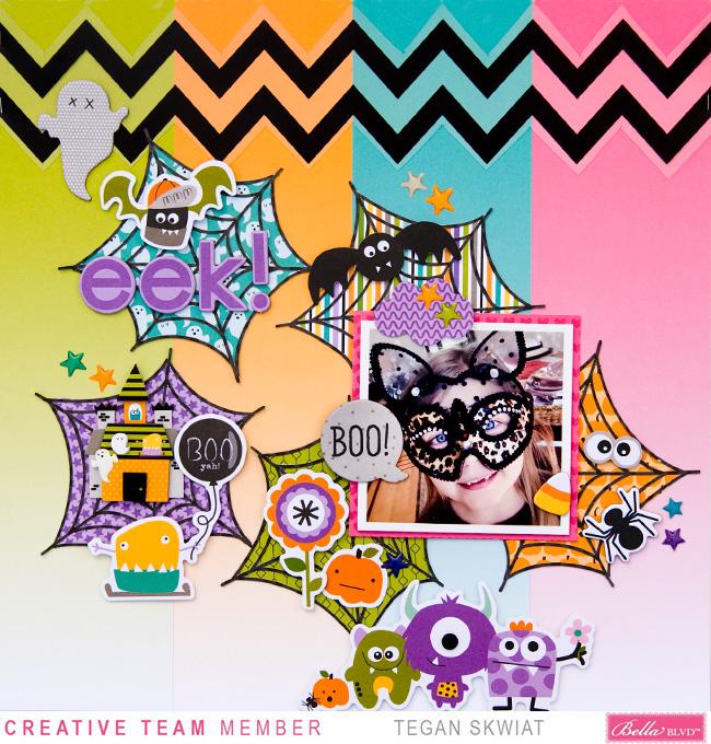 Tegan Skwiat_Monsters & Friends layout1