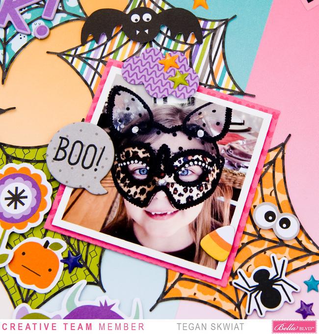 Tegan Skwiat_Monsters & Friends layout4