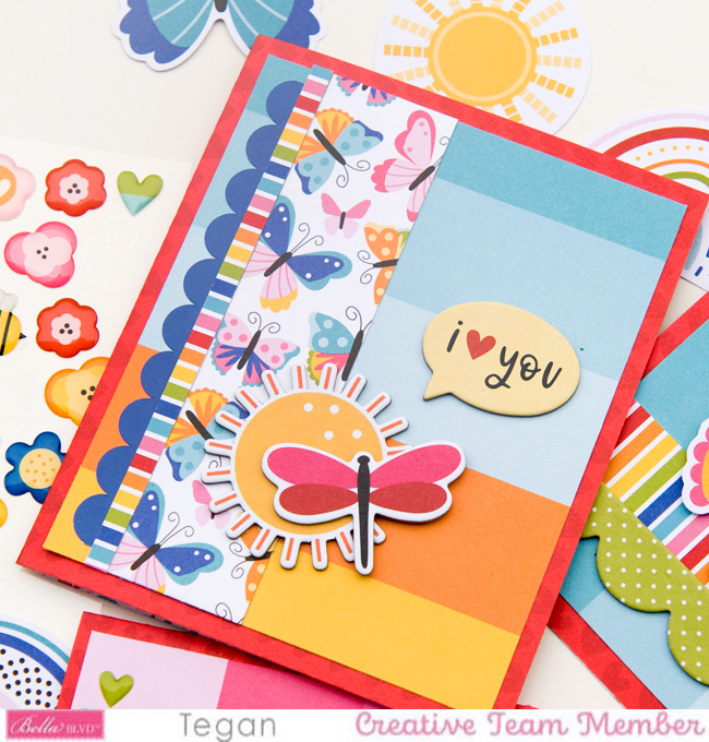 Tegan_You Are My Sunshine_Cards2