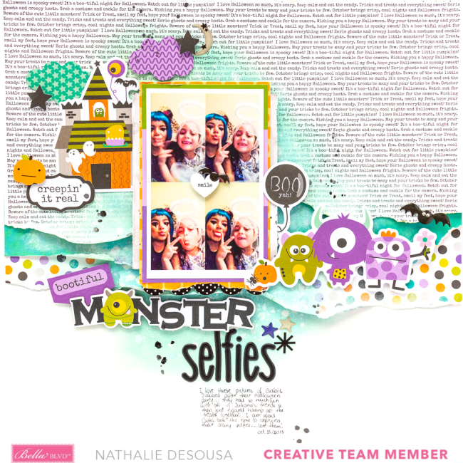 Nathalie DeSousa_BOOTIFUL MONSTER SELFIES_ Bella Blvd-3