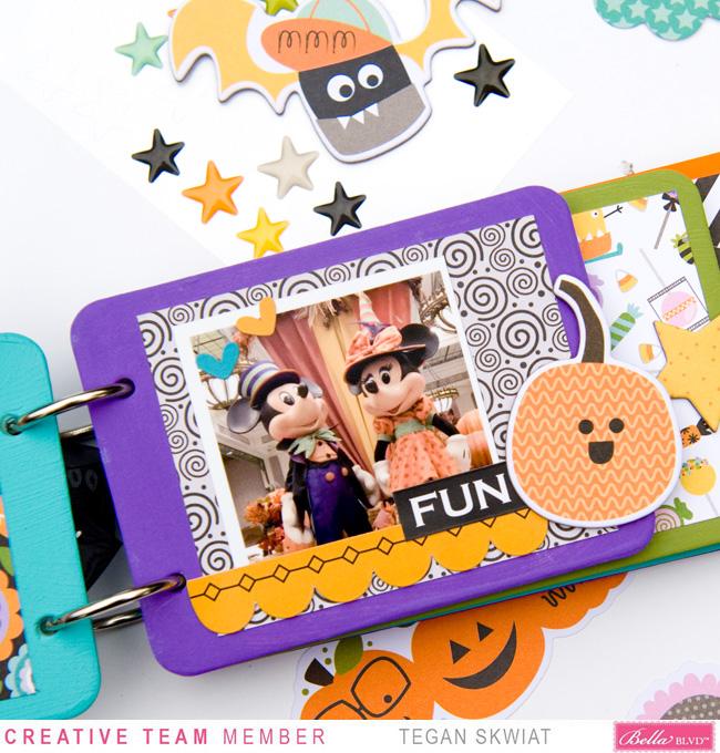 Tegan Skwiat_Monsters & Friends Mini Album3