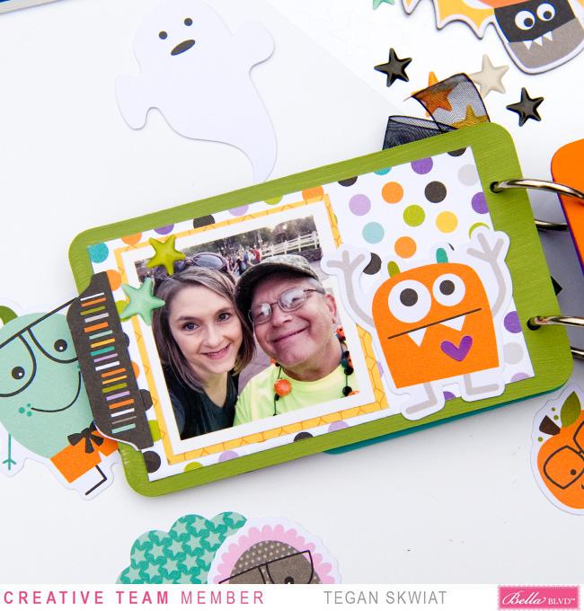 Tegan Skwiat_Monsters & Friends Mini Album6