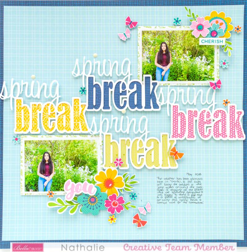 Nathalie DeSousa_SPRING BREAK_ Bella Blvd_Apr'21