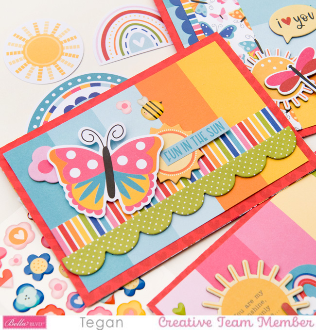 Tegan_You Are My Sunshine_Cards3