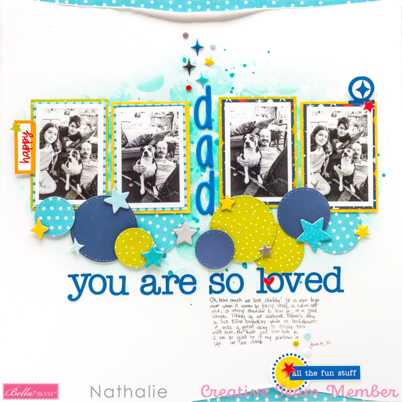 NATHALIE DESOUSA_DAD YOU ARE SO LOVED_Bella Blvd-2