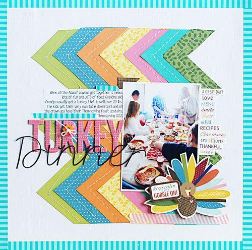 Becki Adams_Turkey Dinner
