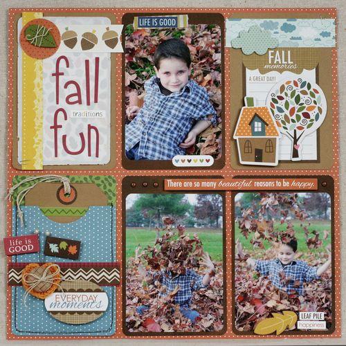Patti Milazzo-Fall Fun Traditions LO