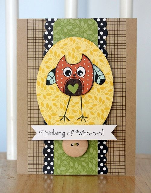 ShellyeMcDaniel-Owl Card